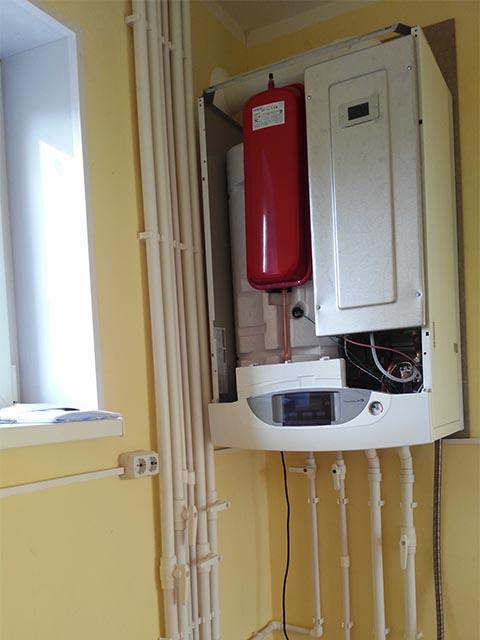 Установленные водонагреватели в Гомеле