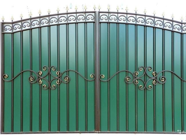 Комбинированные ворота в Гомеле